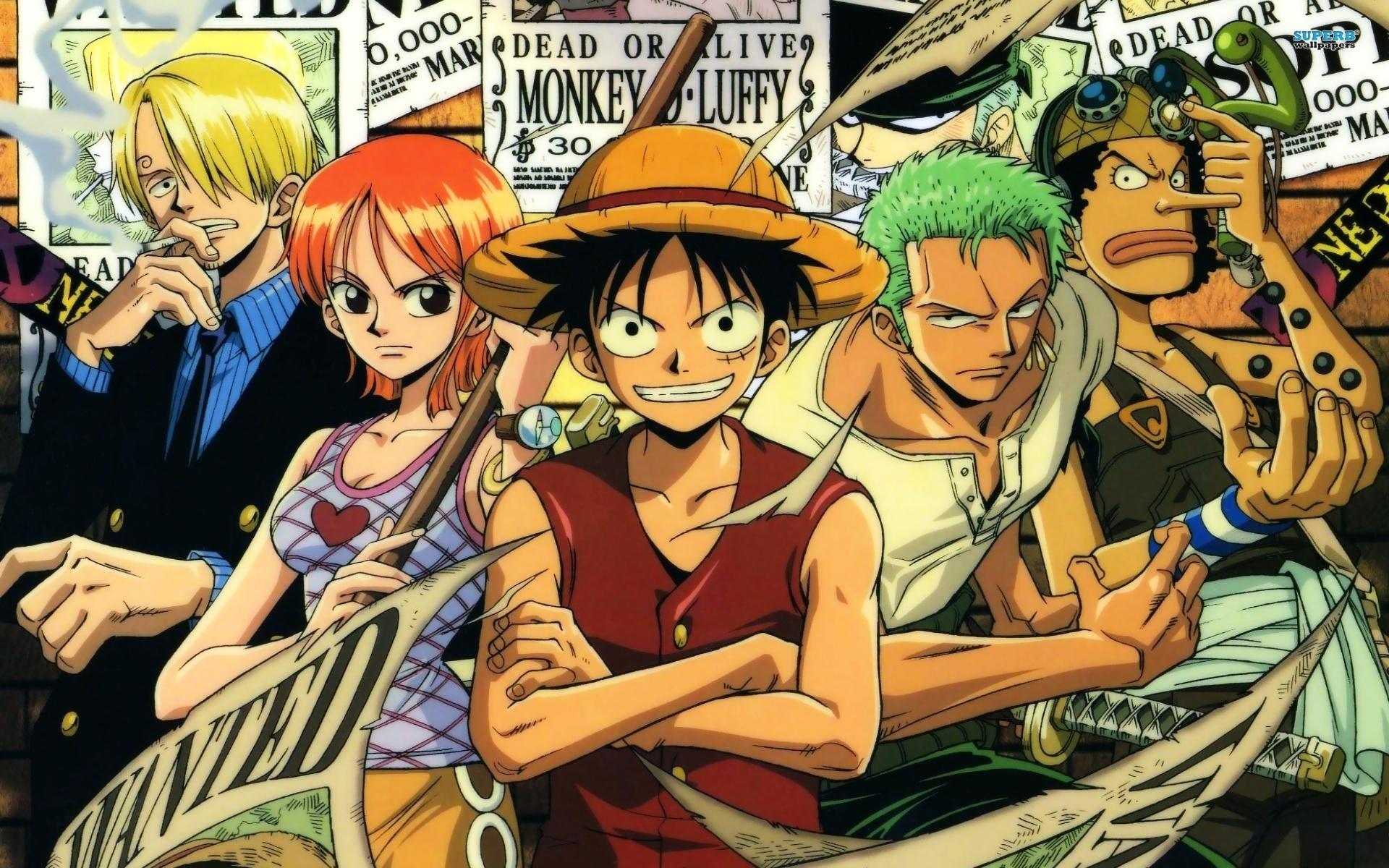 One Piece (2)